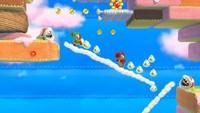 Ver 15 minutos del preciosista Yoshi's Woolly World es bueno para la digestión [E3 2014]