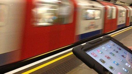 Los puntos de acceso WiFi del metro de Londres comienzan a funcionar
