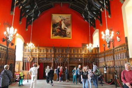 Leyendas Castillo Edimburgo