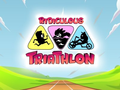 "Ridiculous Triathlon, el ""Mejor Juego Indie"" de la Madrid Games Week ya disponible en Android"