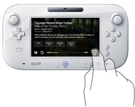 Hulu Plus en Wii U