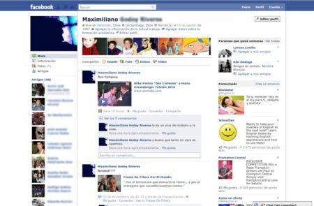 Facebook estrena nuevos perfiles de usuario