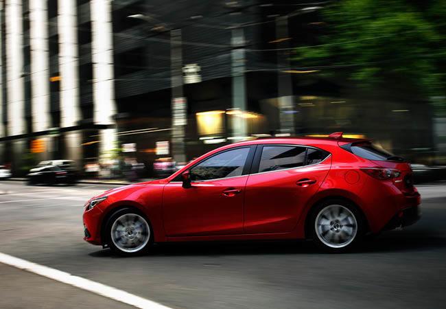 Foto de Mazda 3 2014 (1/11)