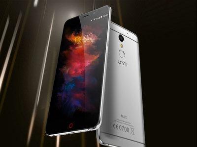 Smartphone UMI Max por 137,99 euros con envío gratis desde España