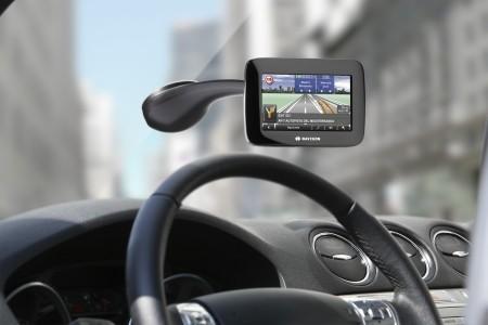 Navegador GPS Navigon 7100