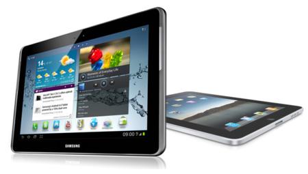 Las tablets Android recortan terreno a Apple en el tercer trimestre
