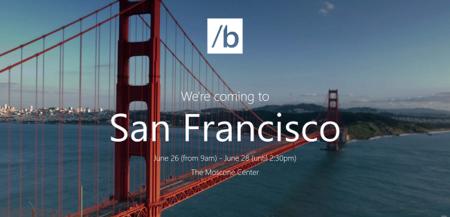 Microsoft anuncia su evento Build 2013 en San Francisco