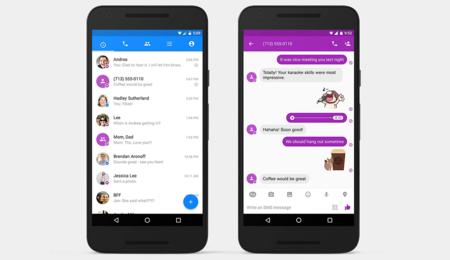 Facebook Messenger podría romper las reglas de Android con su manejo de SMS