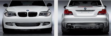 BMW Serie 1 Performance Parts