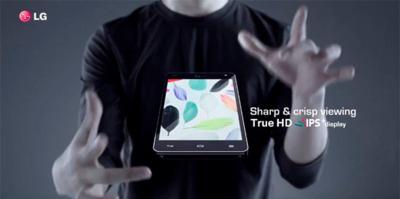 LG también prepara su smartphone FullHD, ya sólo falta Samsung