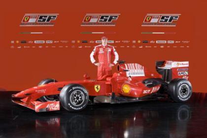 Kimi Raikkonen se olvida de 2008