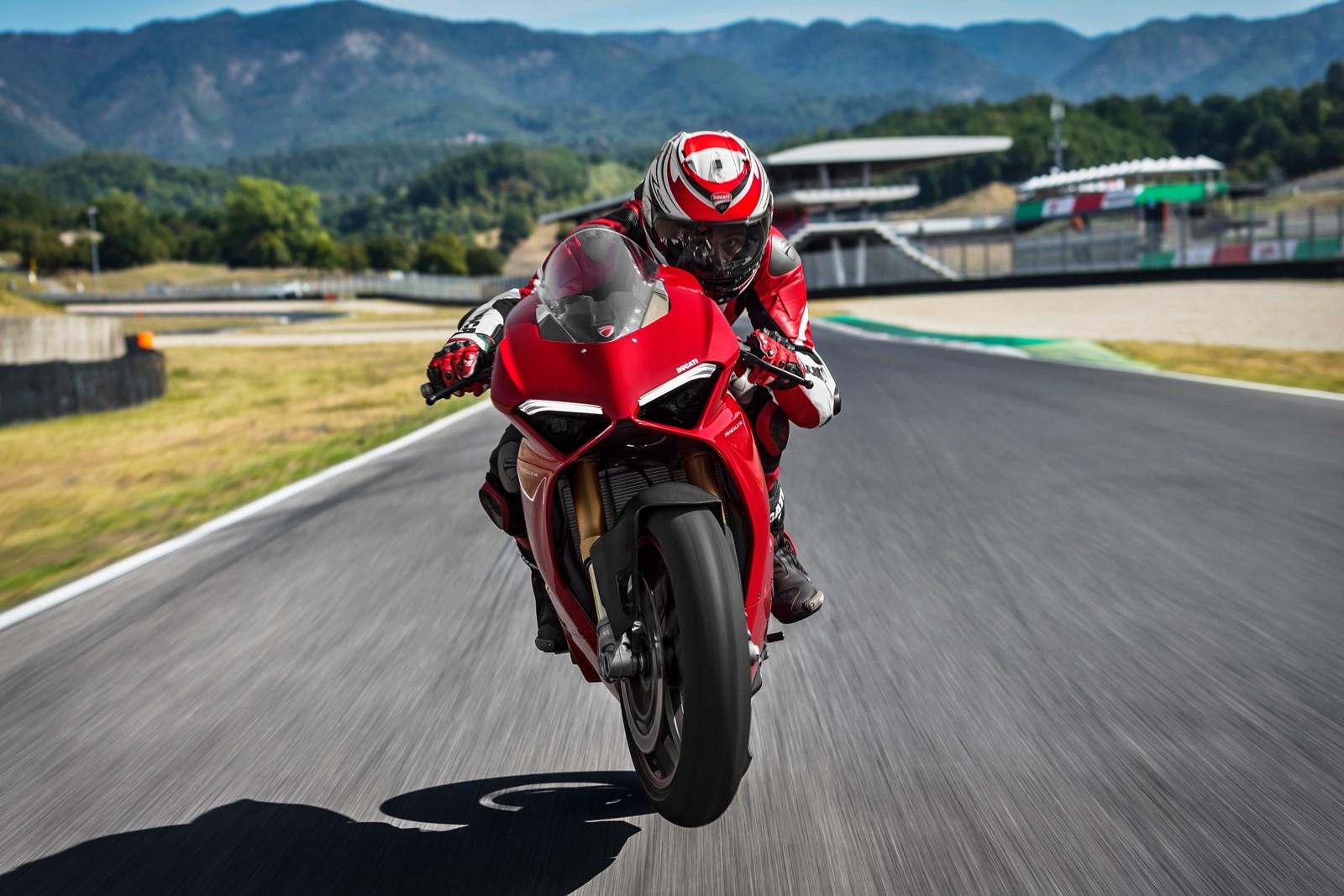 Foto de Ducati Panigale V4 2018 (21/52)