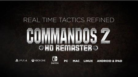 ¡Vuelve 'Commandos 2'! El mítico videojuego de Pyro Studios tendrá versión remasterizada para todas las plataformas
