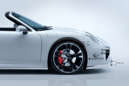 Porsche 911 Carrera S por TechArt