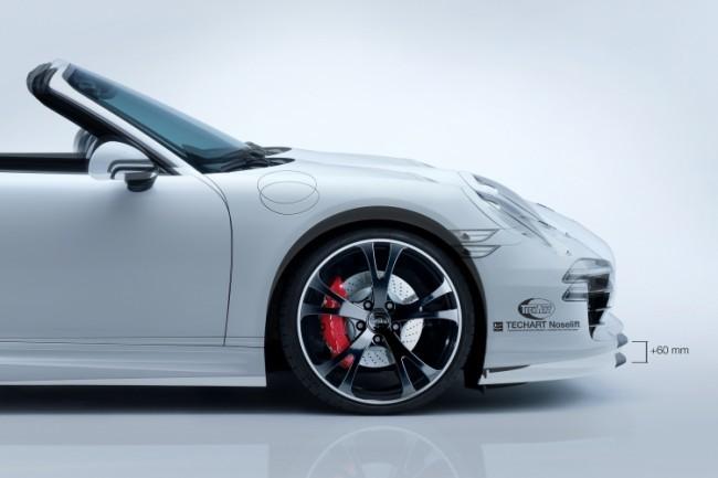 Porsche 911 Carrera S por TechArt