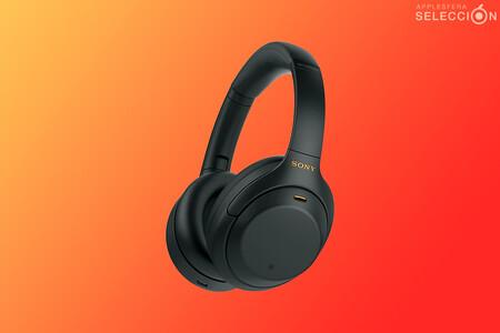 Los recientes auriculares de gama alta con cancelación de ruido Sony WH-1000XM4 están más baratos en eBay por 256,49 euros