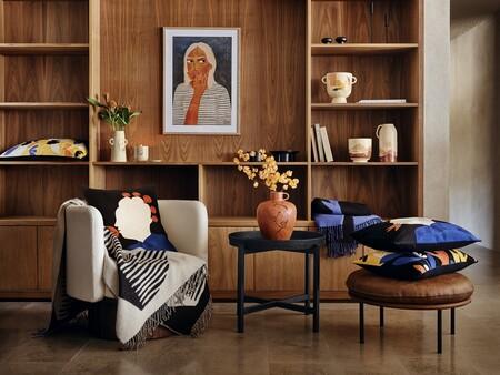 H&M Home lanza 'For the love of art', una preciosa y colorida colección diseñada por tres mujeres artistas