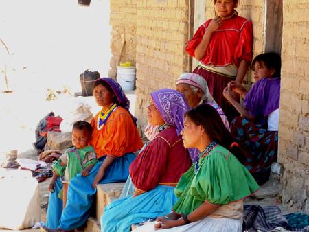 Huichol Woman Artisans