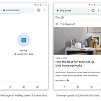 Chrome exhibirá a aquellos sitios web lentos: Google está probando nuevos mensajes que nos dirían cuando una web es lenta o rápida