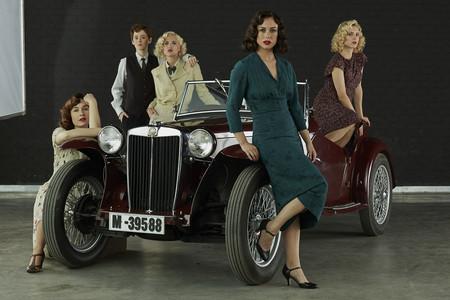 Netflix ya ha estrenado el trailer de la cuarta temporada de Las chicas del cable (y llegan con más estilo que nunca)