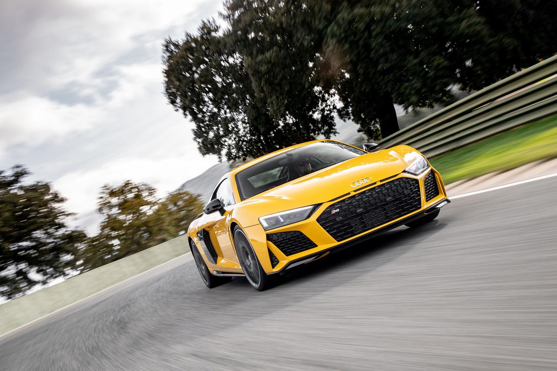 Foto de Audi R8 2019, toma de contacto (5/188)