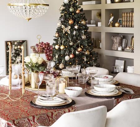Clásica, sofisticada, natural, en dorado, en azul y cobre... Descubre en Westwing cuál es tu Navidad