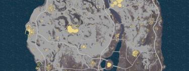 PUBG contraataca a Call of Duty con la filtración de su nuevo mapa nevado: Dihor Otok