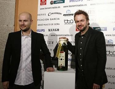 Aceite para los nominados a los Goya