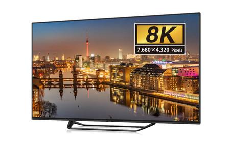 Sharp pondrá a la venta su impresionante tele 8K de 70 pulgadas en Europa por un precio que rondará los 11.200 euros