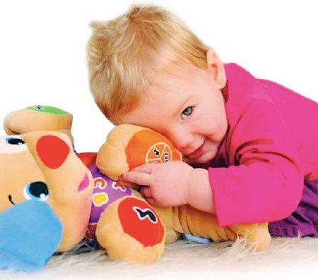 Juegos para el desarrollo de la motricidad fina del bebé