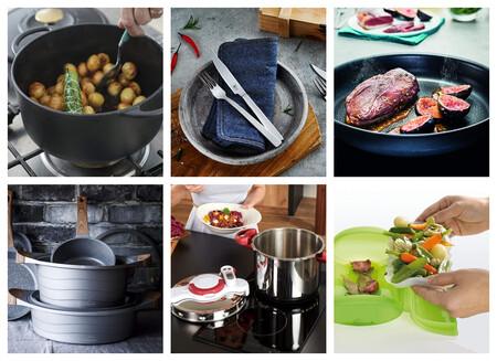 Amazon Prime Day 2020: las mejores ofertas en baterías, vajilla, menaje y utensilios de cocina