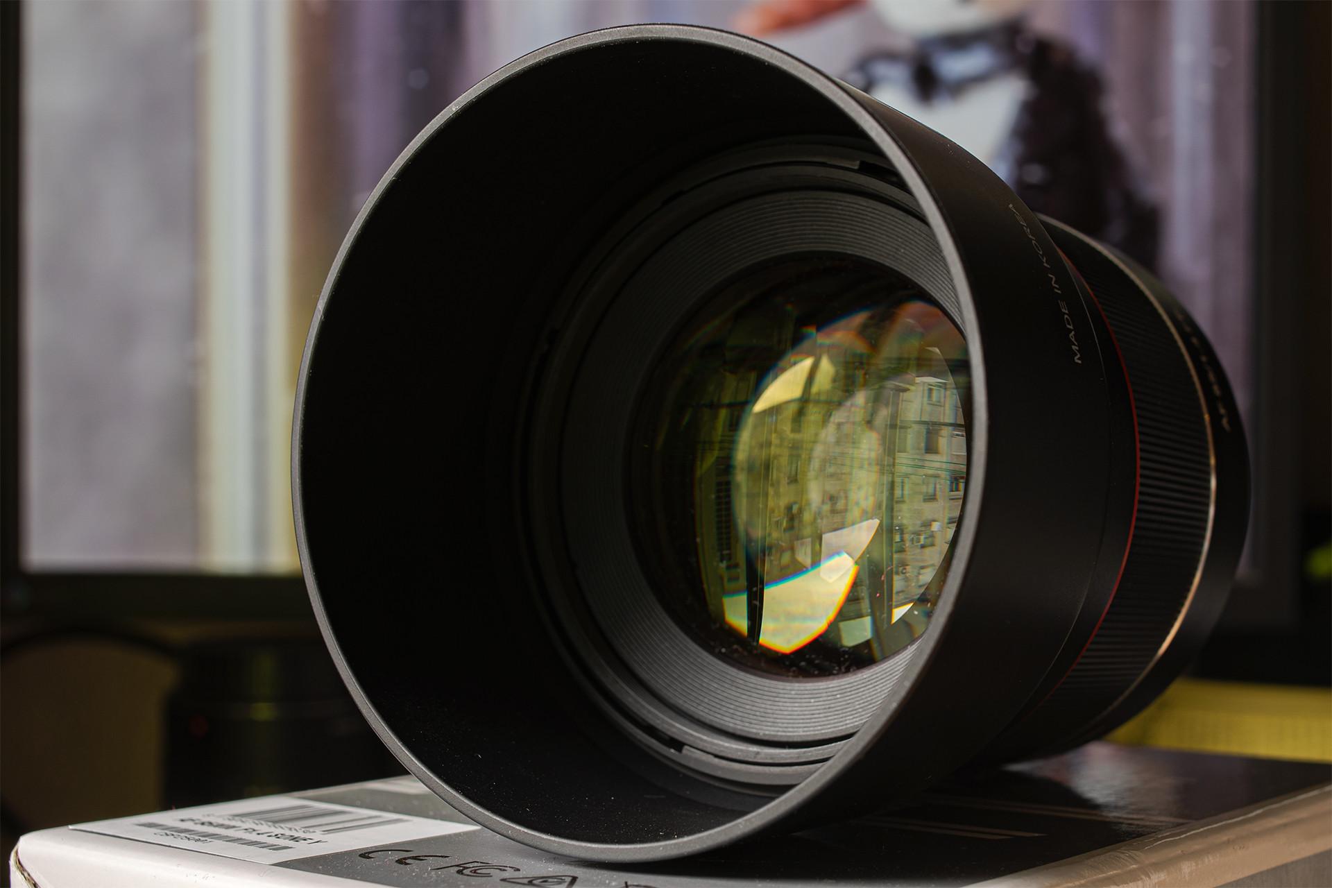 Foto de Samyang AF 85 mm f1,4 FE (4/19)
