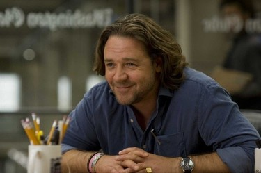 Russell Crowe es un auténtico miserable