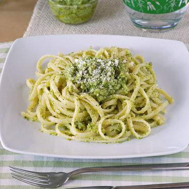 Cómo hacer falso pesto de brócoli: receta para sorprender con esta saludable verdura