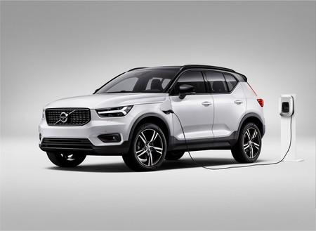 Ahora Volvo presentará una versión 100% eléctrica de su modelo XC40