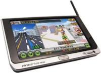 Finedrive M760, audio con GPS