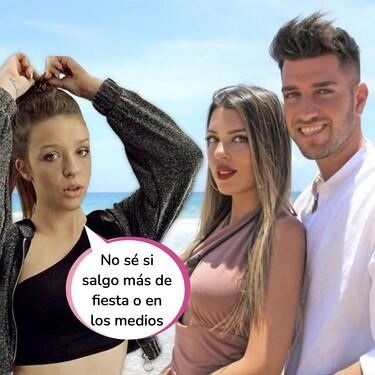 Zayra Gutiérrez, el motivo de la primera pelea por cuernos entre Andrea Gasca y Roberto en 'La Última Tentación'