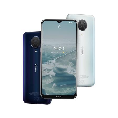 Nokia G10 y G20: a la conquista de la gama de entrada a base de autonomía y software