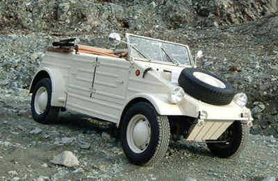 El retorno de un clásico, Intermeccanica Kübelwagen Type 82