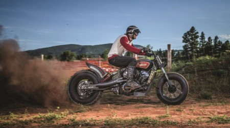 Indian Scout Black Hills Beast 65
