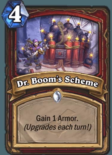 Dr Booms Scheme