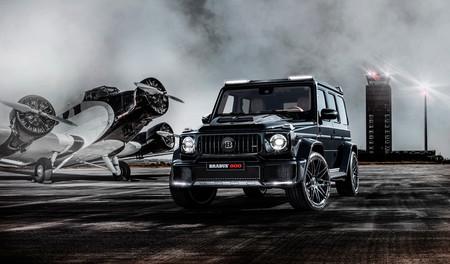 Brabus 800 Widestar: vuelve este Mercedes-AMG G 63 preparado, con 800 CV y 1.000 Nm de par