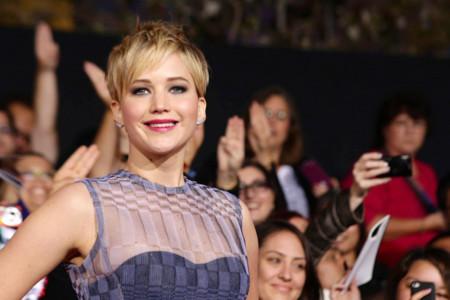 Jennifer Lawrence no es una mujer de la Alta Costura de Dior