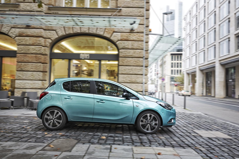 Foto de Opel Corsa (comparativa) (38/47)