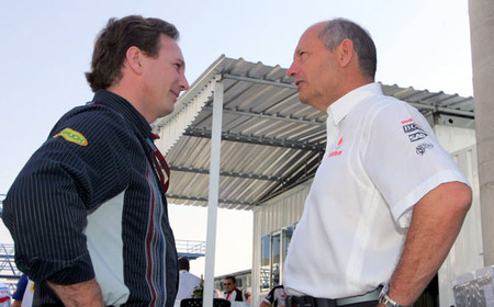 Red Bull y McLaren llegan a un acuerdo por Dan Fallows