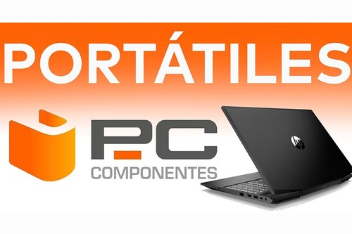 Las mejores ofertas en portátiles del momento en PcComponentes: 15 modelos recientes de ASUS, Lenovo, HP o MSI para trabajar y jugar a precios de lo más interesante