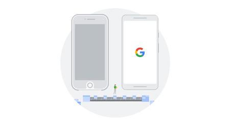 A Google se le escapa el posible diseño del Pixel XL 2 en su aplicación Data Transfer Tool