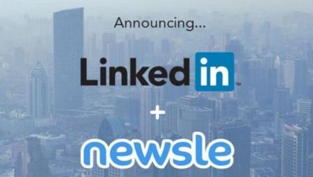LinkedIn compra Newsle para mostrarte información más relevante