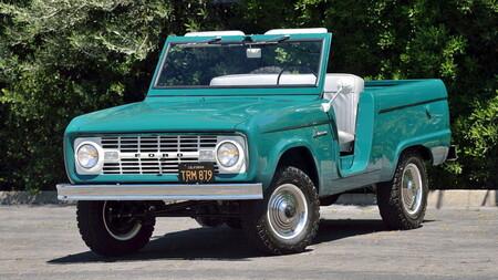 Que Tanto Sabes De Ford Bronco 3