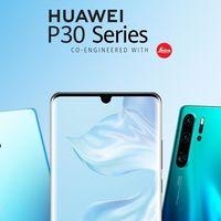 Estos serían los precios de los Huawei P30 y Huawei P30 Pro en México